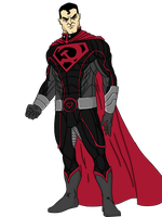 Red Son Superman by KingLeonUniverse