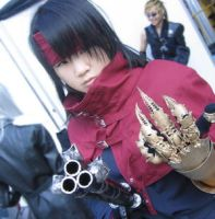 Vincent Valentine Cosplay by Jaanlala