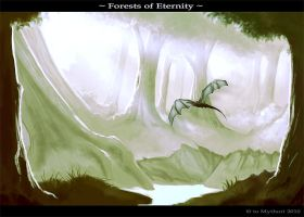 Forests of Eternity by mythori