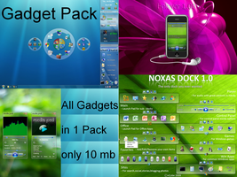 Gadget Style Pack by dncube