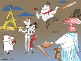 The French by mashi