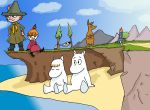 The Moomins by Demonology7789