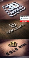 Photorealistic 3d Mock Up by mucahitgayiran