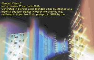 Blended Cities B-3 by ibr-remote