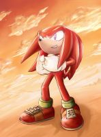 KNUCKLES by splushmaster12