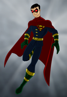 Super Boy Wonder- Amalgam by payno0