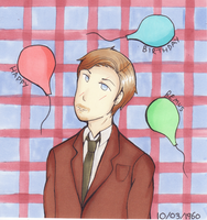 Happy Birthday Remus by EmailinasBrother