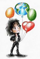 Balloons by Pearlan