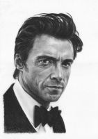 Hugh Jackman by Tarsanjp