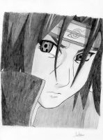 Itachi by IntoTheNothing