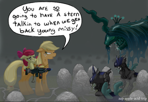 Changelings by Zap-Apple-Acid-Trip