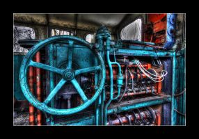 Dead Locomotive Engine by 2510620