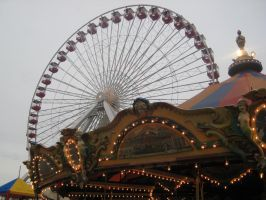 Navy Pier by kitchan333