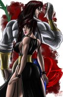 Chun li Shadow of Vega by SirWolfgang