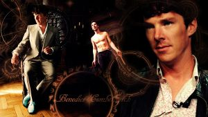 Benedict Cumberbatch by Nero749