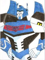 Ultra Magnus by BlackTerrorsaur