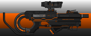 SIA UNCON 6mm Short Grenadier by Sharkour