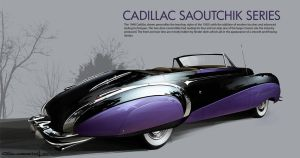 Cadillac by GoodrichDesign