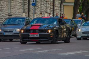 Gumball 3000 - Ford Mustang by SilverWolf112