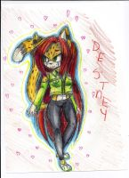 I don't know why I keep changing Des's outfits o.o by Radiant-Garnet