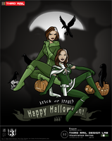 Trdli1352 Halloween13z by TRDLcomics