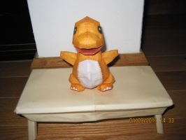 Pokedoll Charmander by PrincessStacie