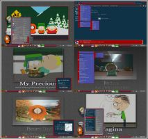 South Park Current Desktop by bigcyco1