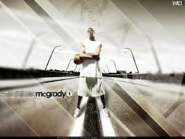 Tracy McGrady I by Cotovelo