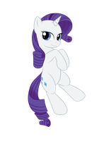 Rarity - Just Rarity by Tangent-Valley