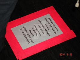 30 seconds to Mars Setlist by Soundcheck411