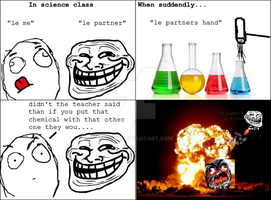 My fantasy in science class by git5x