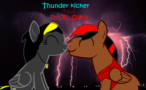 Thunder and Rough by BlackCherry1994