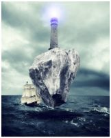 The Legend of the Lighthouse by HFFK
