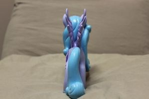 Design-A-Pony Luna Rear View by DerpyMadness