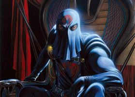 Cobra Commander by shadowlabs