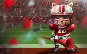 Football Teemo by kingvao