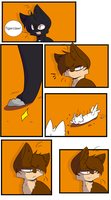 Ravenpaw, You're so clumsy by NYANK0-SENSIE