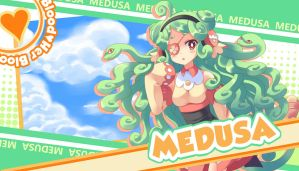 Medusa by Hokage3