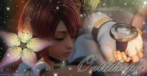 Sora+Kairi Banner - Oathkeeper by Crazy-City-Child