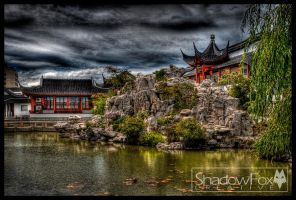 Chinese Garden 8 by shadowfoxcreative