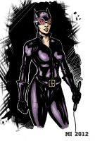 Catwoman by crow110696