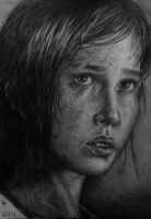 Ellie (the last of us) by Thenothappening