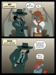 Jigen and Boober...... Twice by Whimsy-Floof