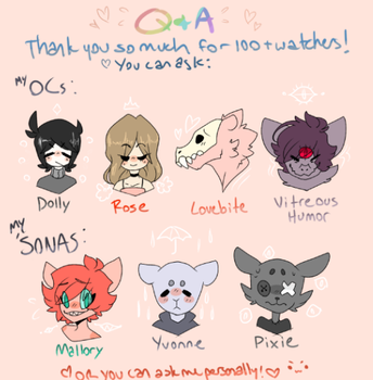 Q and A!  Thank You!! [OPEN] by BusinessTiger