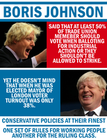 Tory Double Stardard by Party9999999
