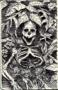 dead philosopher by Witchborg