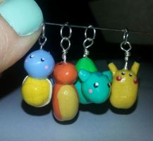 Simple Starter Charms by Gwinevak