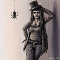 Spider by hectigo