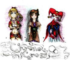 Cc girls by sheena6556