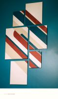 Lines on Six Panels by seenew